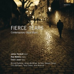 Fierce Tears-Contemporary Oboe Music