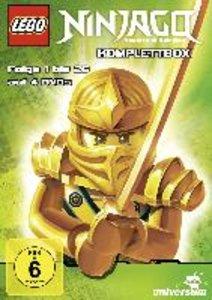 LEGO Ninjago DVD-Box