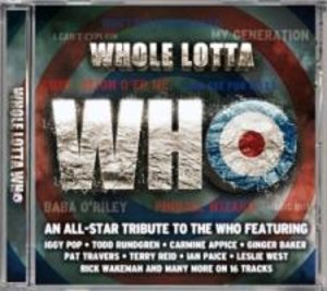 Whole Lotta Who-Tribute To The Who