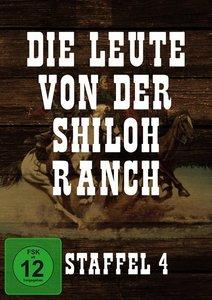 Die Leute von der Shiloh Ranch - Staffel 4. Deutsche TV-Fassung
