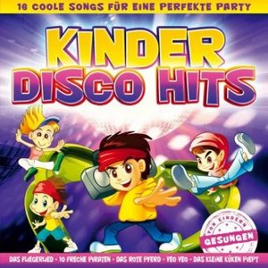 Kinder Disco Hits-16 coole Songs-Folge 1