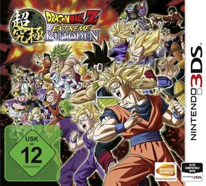 Dragonball Z - Extreme Butoden