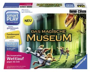 Ravensburger Spieleverlag 26807 - smartplay: Das magische Museum