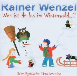 Was Ist Da Los Im Winterwald..