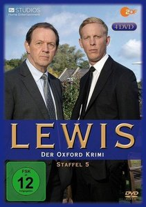 Lewis - Der Oxford Krimi. Staffel 5