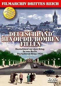 Filmarchiv Drittes Reich. Deutschland bevor die Bomben fielen. D
