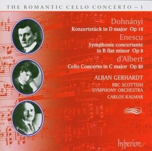 Romantic Cello Concerto Vol.01