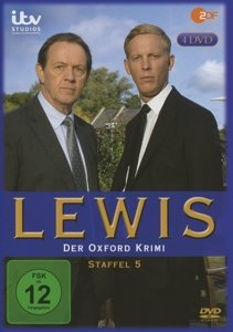 Lewis - Der Oxford Krimi. Staffel 5