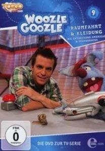 (9)DVD z.TV-Serie-Raumfahrt & Kleidung