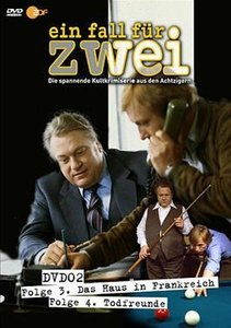 Ein Fall Für Zwei,DVD 2