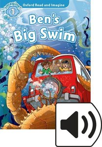 Oxford Read and Imagine 1: Ben\'s Big Swim MP3 Pack
