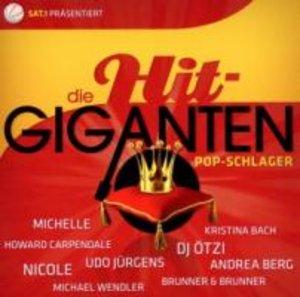 Die Hit Giganten-Pop Schlager