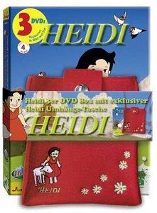 Heidi Spielfilm-Edition mit Tasche