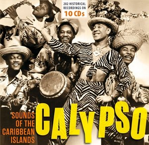 Calypso-Sounds Of The Caribbean Islands