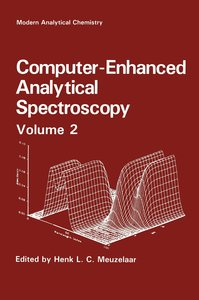 Computer-Enhanced Analytical Spectroscopy