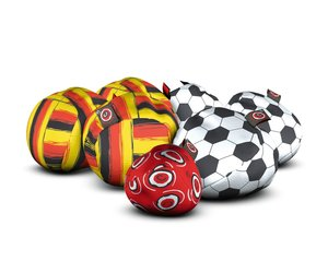 CrossBoule Set - SOCCER