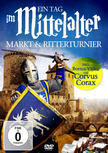 Ein Tag Im Mittelalter-Markt & Ritterturnier