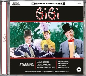 Gigi-Original Soundtrack