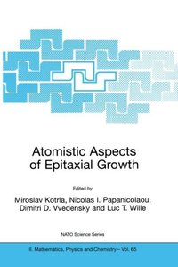 Atomistic Aspects of Epitaxial Growth