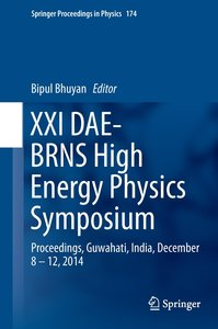 XXI DAE-BRNS High Energy Physics Symposium