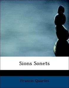 Sions Sonets
