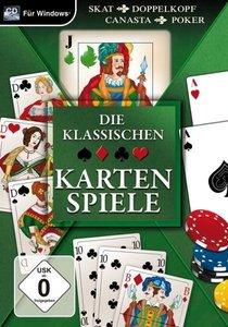 Die klassischen Kartenspiele. Für Windows XP/Vista/7/8