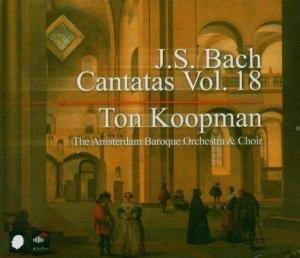 Complete Bach Cantatas Vol.18