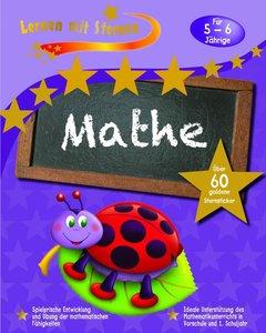 Lernen mit Sternen - Mathe für 5- bis 6-Jährige