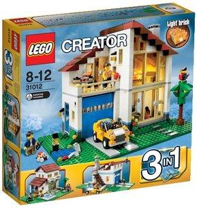 LEGO® Creator 31012 - Großes Einfamilienhaus