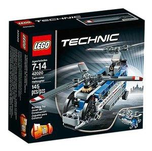 LEGO® Technic 42020 - Doppelrotor-Hubschrauber