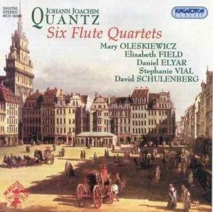 Sechs Flötenquartette