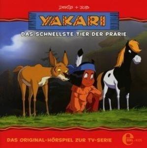 Yakari;(26)HSP TV-Schnellste Tier Prärie