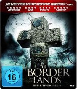 The Borderlands-Blu-ray Disc