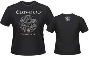 Helvetios T-Shirt XL Black