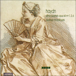 Streichquartette op.64 1,3,6