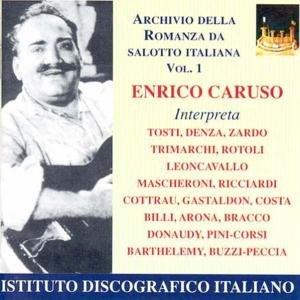 Romanzen im ital.Salon Vol.1: Enrico Caruso