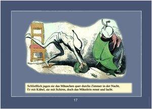 Wilhelm Busch - Drei Comics
