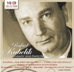 Rafael Kubelik-Legendary and Rare Recordings