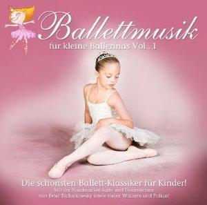 Ballettmusik Für Kleine Ballerinas Vol.1
