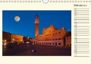 Kirsch, G: Italy / UK-Version / Birthday Calendar