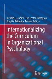 Internationalizing the Curriculum in Organizational Psychology