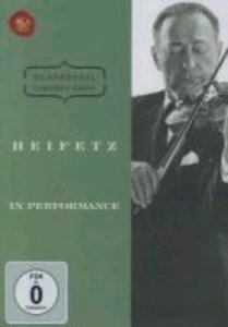 Heifetz in Performance