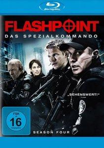 Flashpoint - Das Spezialkommando, Staffel 4