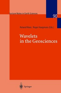 Wavelets in the Geosciences