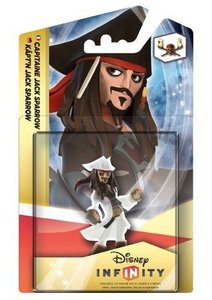 Disney INFINITY - Figur Single Pack - Jack Sparrow