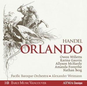 Handel: Orlando