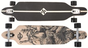 Streetsurfing 500226 - Longboard Freeride 39 - The Battle, 99 cm