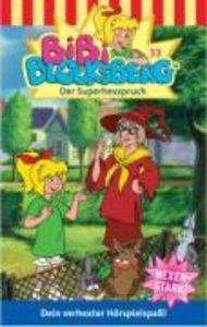 Bibi Blocksberg 053. Der Superhexspruch. Cassette