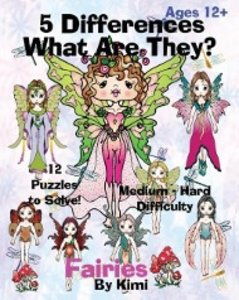 5 Differences- What Are They?- Fairies