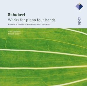 Klavierwerke Für Vier Hände